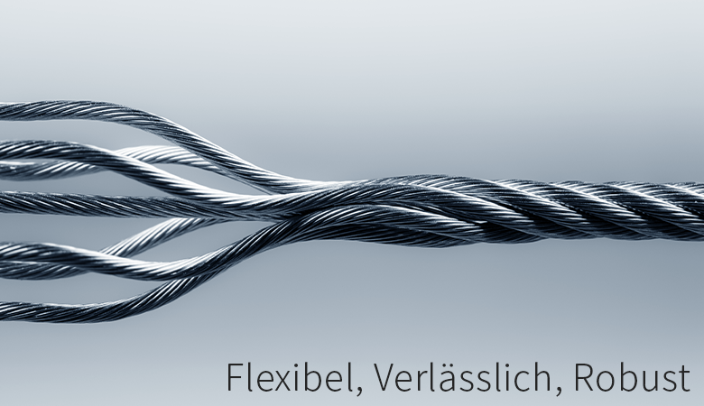 CAP: Flexibel, verlässlich, robust