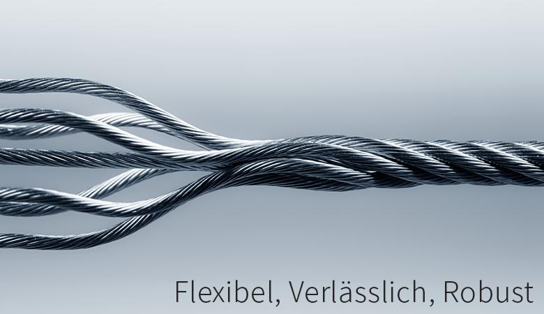 CAP: flexible, dependable, robust