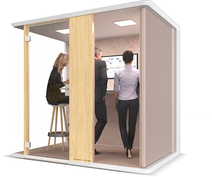 CAP Mary - creative space in your office