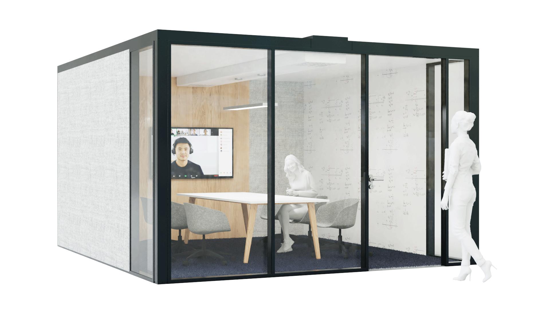 Ihr persönlicher Meeting-Raum von CAP